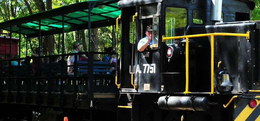 New POI: Pine Creek Railroad, New Jersey Museum of Transportation